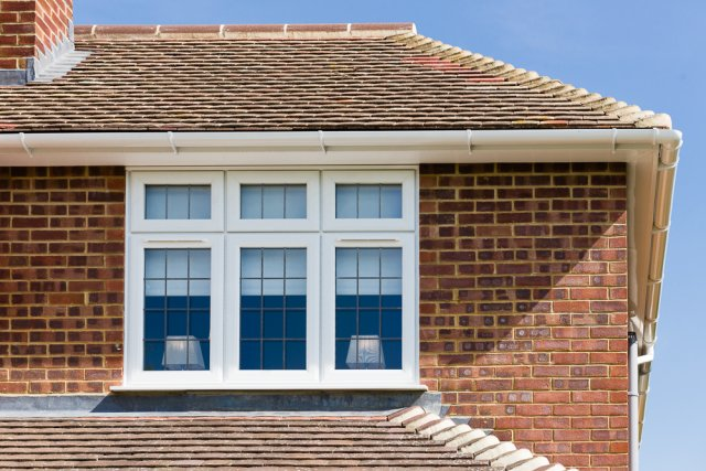 Ingram Windows and Doors - Fascia, Soffit & Guttering installation in Suffolk